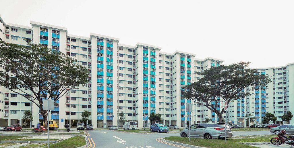 HDB flats in Circuit Road