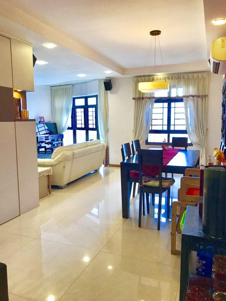 Redhill 5 room flat