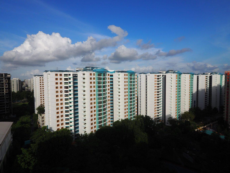 HDB Flats in Punggol