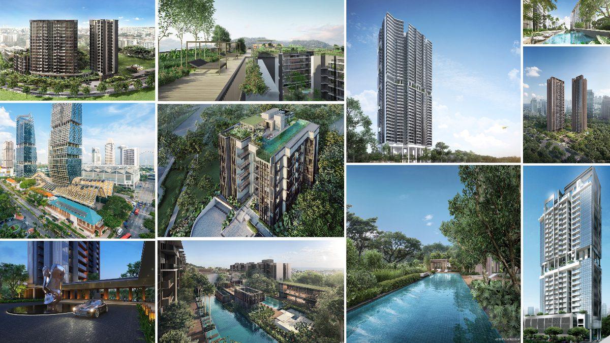 New Launch Condominium Projects